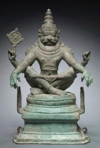 yogapatta, yoga strap in art